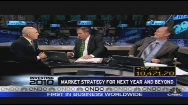 Market Strategy for 2010 & Beyond
