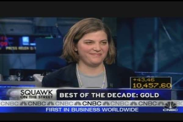 Best of the Decade: Gold