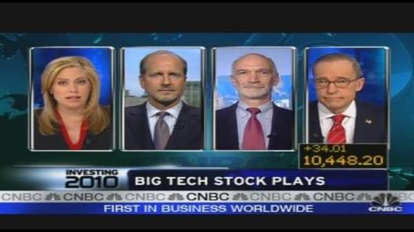 Investing in Tech in 2010