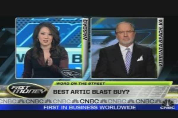 Best Arctic Blast Buy?