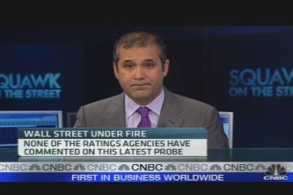 Big Banks Under Fire