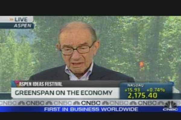 Greenspan on the Economy