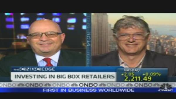 Investing in Big Box Retailers