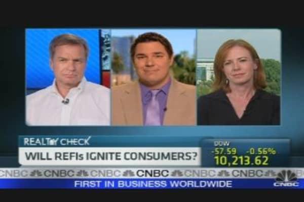 Will Refis Ignite Consumers?