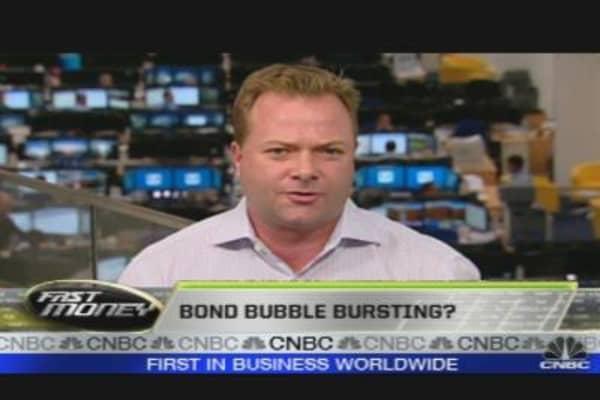 Bond Bubble Bursting?