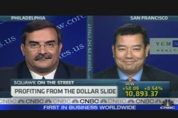 Playing the Weak Dollar