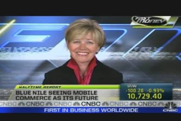 Blue Nile CEO on iPhone App
