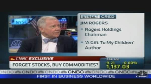 Gold Could Exceed $2,000: Rogers