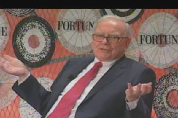 Buffett on Stocks