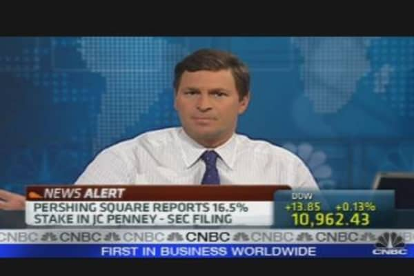 Faber Report: Pershing Square/JC Penney