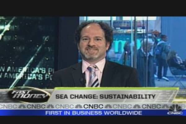 Sea Change: Sustainability