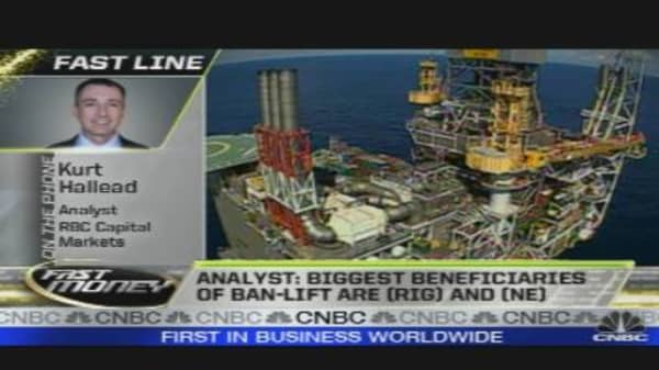 Offshore Drillers Still to Feel Pain
