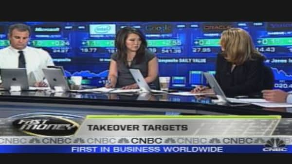 Takeover Targets