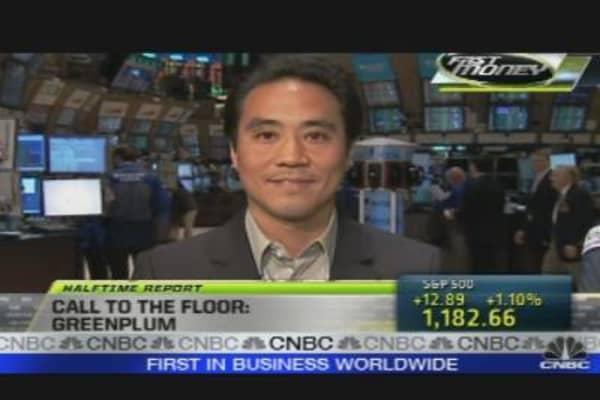 Greenplum Founder on EMC Deal