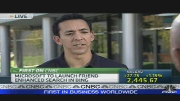 Microsoft/Facebook Partnership