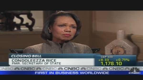 Condoleezza Rice on New Book