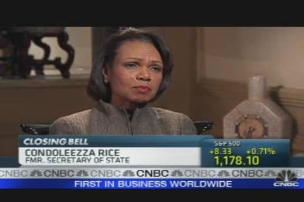 Condoleezza Rice on New Book