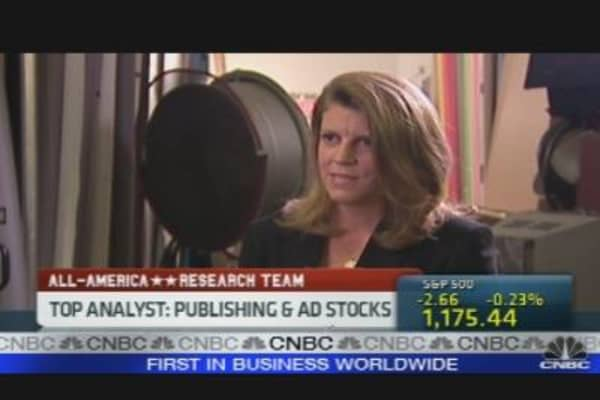 Top Analyst: Publishing & Ad Stocks