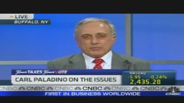 Carl Paladino on the Issues