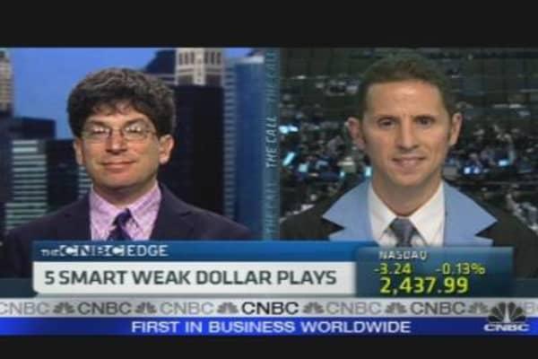 Weak Dollar Plays: Multinationals