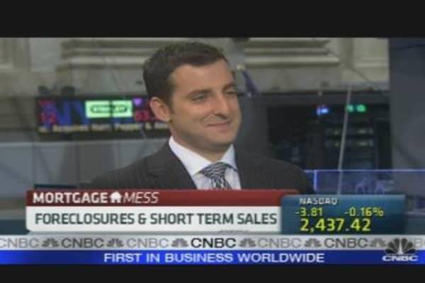 Foreclosures & Short Term Sales
