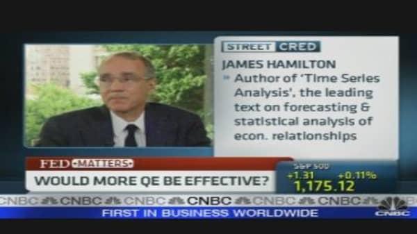 Bernanke: Ready to Act