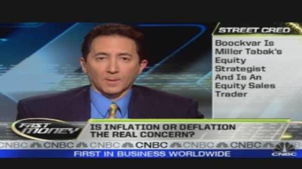 Analyze This: Market Selloff on QE2?