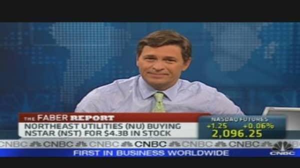 Northeast Utilities Buying NStar