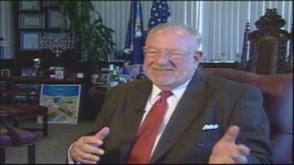 Vegas Mayor Goodman on Economy