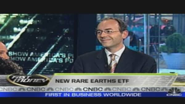Fast Funds: A Rare Earth ETF
