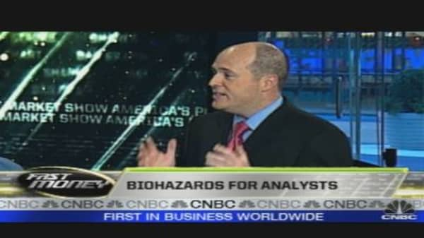 Biohazard for Analysts