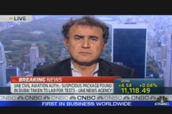 Roubini Predicts