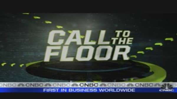 Call to the Floor: Interpublic Group