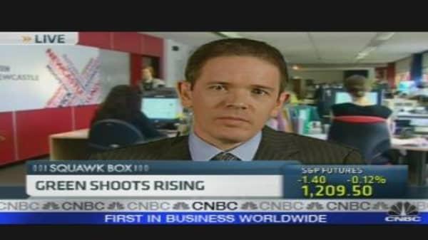 Green Shoots Rising