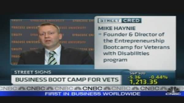 Business Boot Camp for Vets