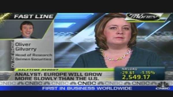 Irish Bailout Ahead?