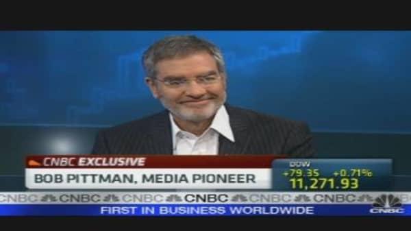 Bob Pittman on Clear Channel Radio Gig