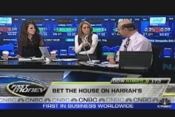 Bet the House on Harrah's