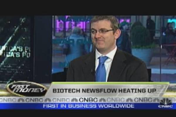 Under the Radar: Biotech