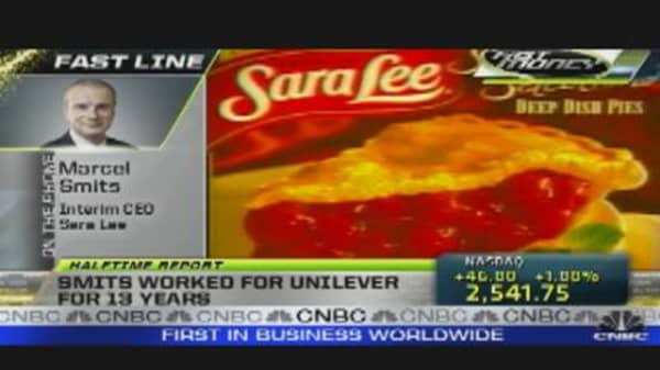 Sara Lee Shedding Assets