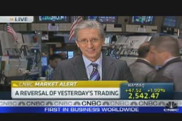 NYSE Midday Report