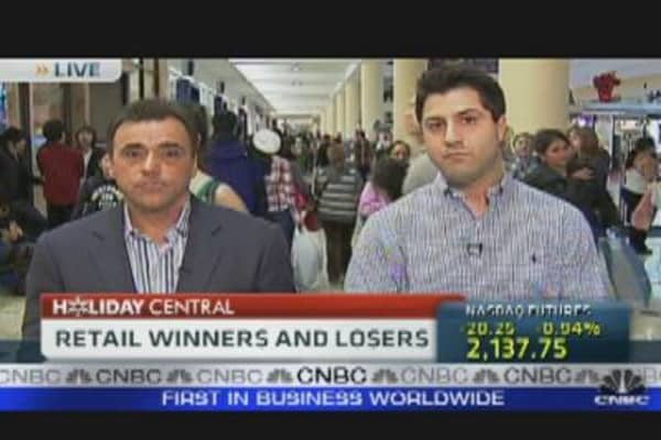 Retail Winners & Losers