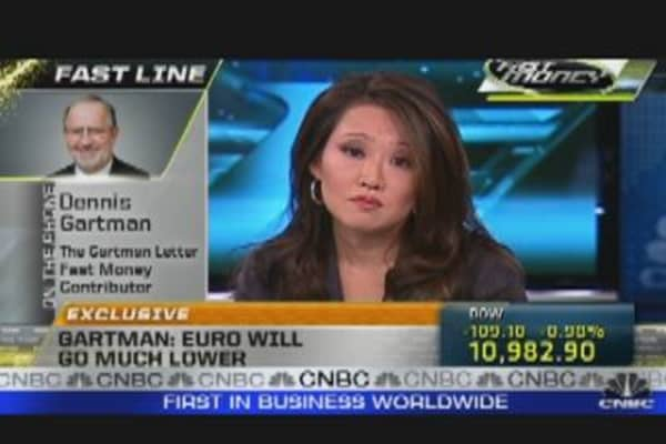 Gartman: Euro Is About to Unravel