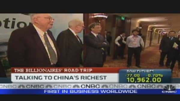 Talking to China's Richest