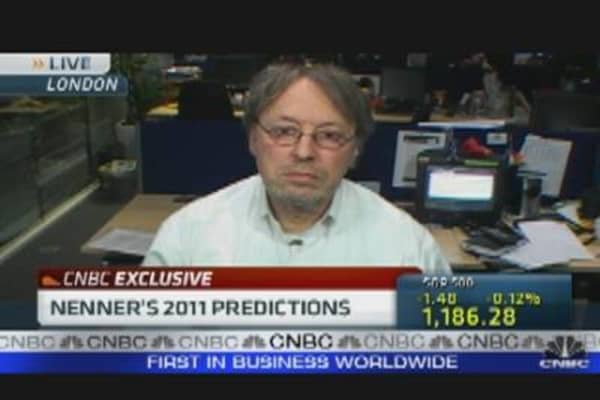 Nenner's Predictions for 2011
