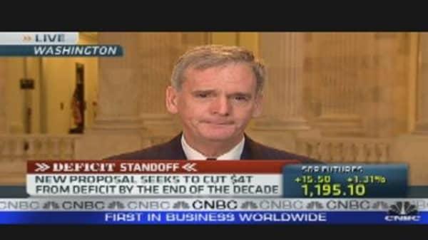 Sen. Gregg on Deficit Plan
