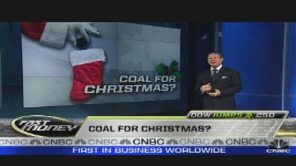 Why You Want Coal for Christmas