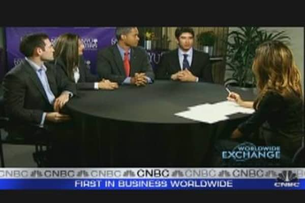 The MBA Job Market