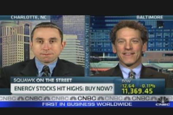 Energy Stocks a Buy?