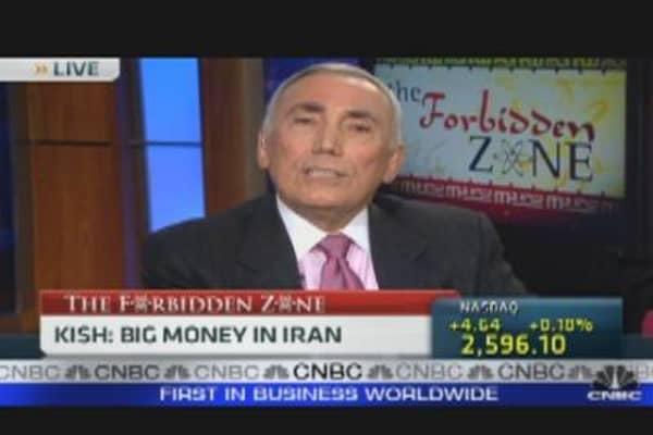 Big Money in Iran